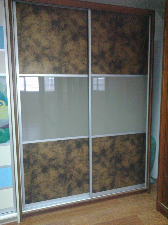 Bedroom Closet Glass